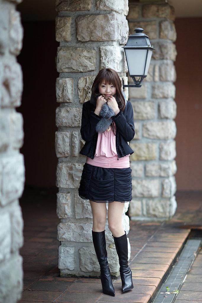 WOMAN'S PORTRAIT / Kanako